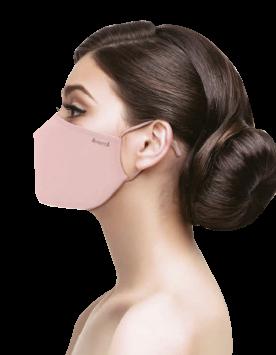 mujer con avevitta 2.0 rosado